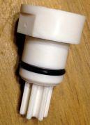 Flow Diverter für Sensoren (M16 Anschluß)